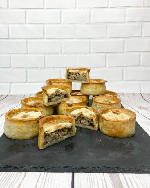 Mini Scotch Pies *12