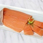 View the Oily Fish salmon fillet skinless online at Campbells Meat, an award winning online butchers