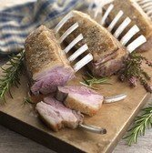More views of Rack Of Lamb French Trim