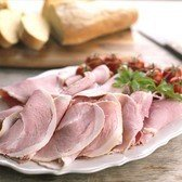View the Cooked Meats farm assured honey roast ham sliced online at Campbells Meat, an award winning online butchers