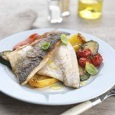 View the White Fish sea bass fillet online at Campbells Meat, an award winning online butchers