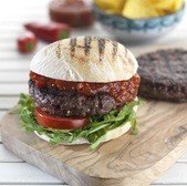 View the Burgers campbells chilli burger online at Campbells Meat, an award winning online butchers