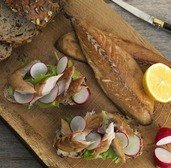 View the Smoked Fish smoked mackerel fillet online at Campbells Meat, an award winning online butchers