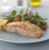View the Oily Fish salmon fillet skin on online at Campbells Meat, an award winning online butchers