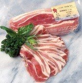 View the Bacon unsmoked streaky bacon sliced online at Campbells Meat, an award winning online butchers