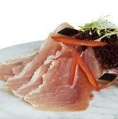 View the Cooked Meats serrano ham sliced online at Campbells Meat, an award winning online butchers