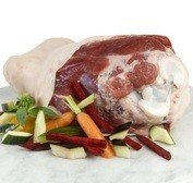 View the Pork Roasting Joints ham hock unsmoked online at Campbells Meat, an award winning online butchers