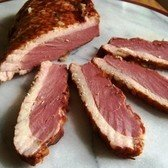 View the Cooked Meats oak smoked duck breast online at Campbells Meat, an award winning online butchers