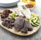 View the Beef Steak fajita steak online at Campbells Meat, an award winning online butchers