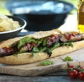 View the Sausages cumberland jumbo sausages online at Campbells Meat, an award winning online butchers