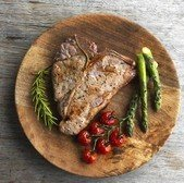 View the Veal veal t bone steaks online at Campbells Meat, an award winning online butchers