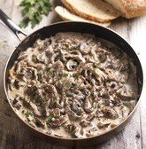 View the Minced & Diced Beef beef stroganoff strips online at Campbells Meat, an award winning online butchers