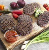Luxury Steak Meat Box
