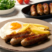 View the Sausages pork and herb sausages online at Campbells Meat, an award winning online butchers