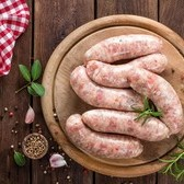 View the Sausages award winning breakfast pork sausage online at Campbells Meat, an award winning online butchers