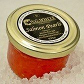 View the Premium Fish keta salmon roe 100g jar online at Campbells Meat, an award winning online butchers