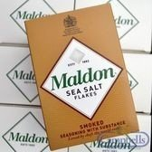 View the Sauces and Marinades maldon smoked sea salt flakes 125g online at Campbells Meat, an award winning online butchers