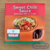 View the Sauces and Marinades sweet chilli sauce 80ml online at Campbells Meat, an award winning online butchers