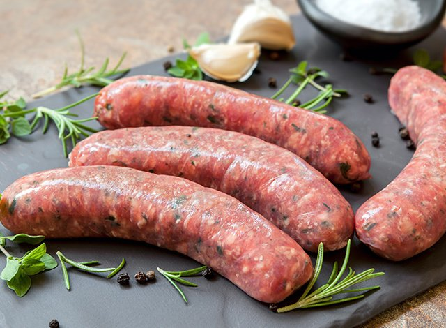 A Banger of a Deal 80 sausages for £19 (that's 24p per sausage!)